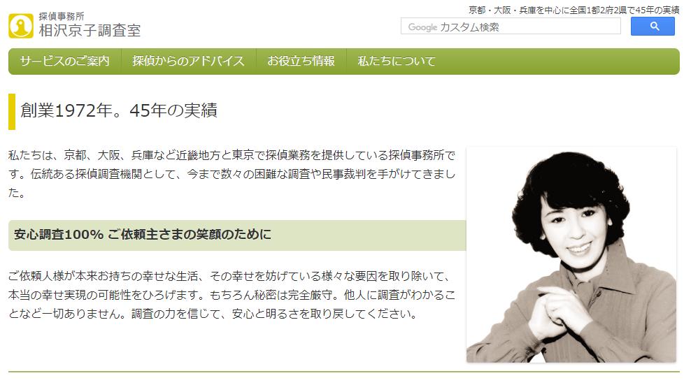 aizawa kyoko chosashitsu